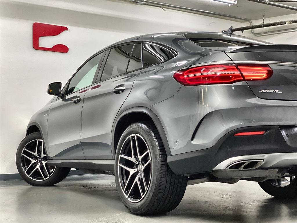 Used 2017 Mercedes-Benz GLE GLE 43 AMG Coupe for sale $56,888 at Gravity Autos Marietta in Marietta GA 30060 15