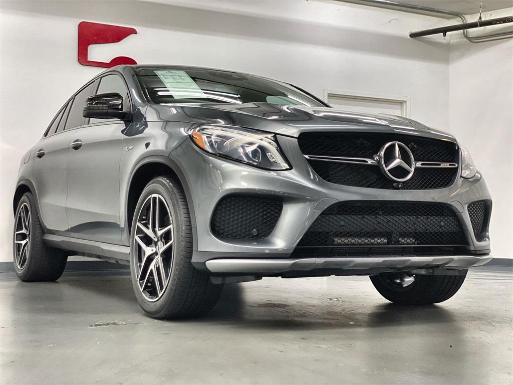 Used 2017 Mercedes-Benz GLE GLE 43 AMG Coupe for sale $56,888 at Gravity Autos Marietta in Marietta GA 30060 2