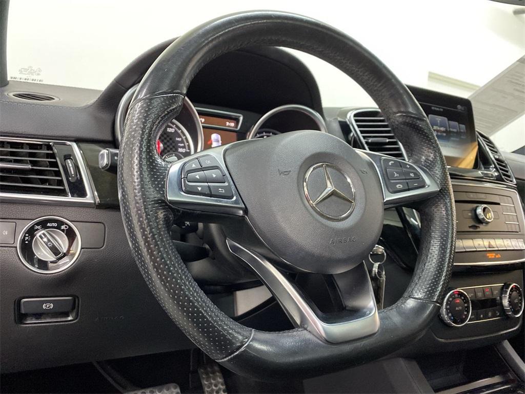 Used 2017 Mercedes-Benz GLE GLE 43 AMG Coupe for sale $56,888 at Gravity Autos Marietta in Marietta GA 30060 25