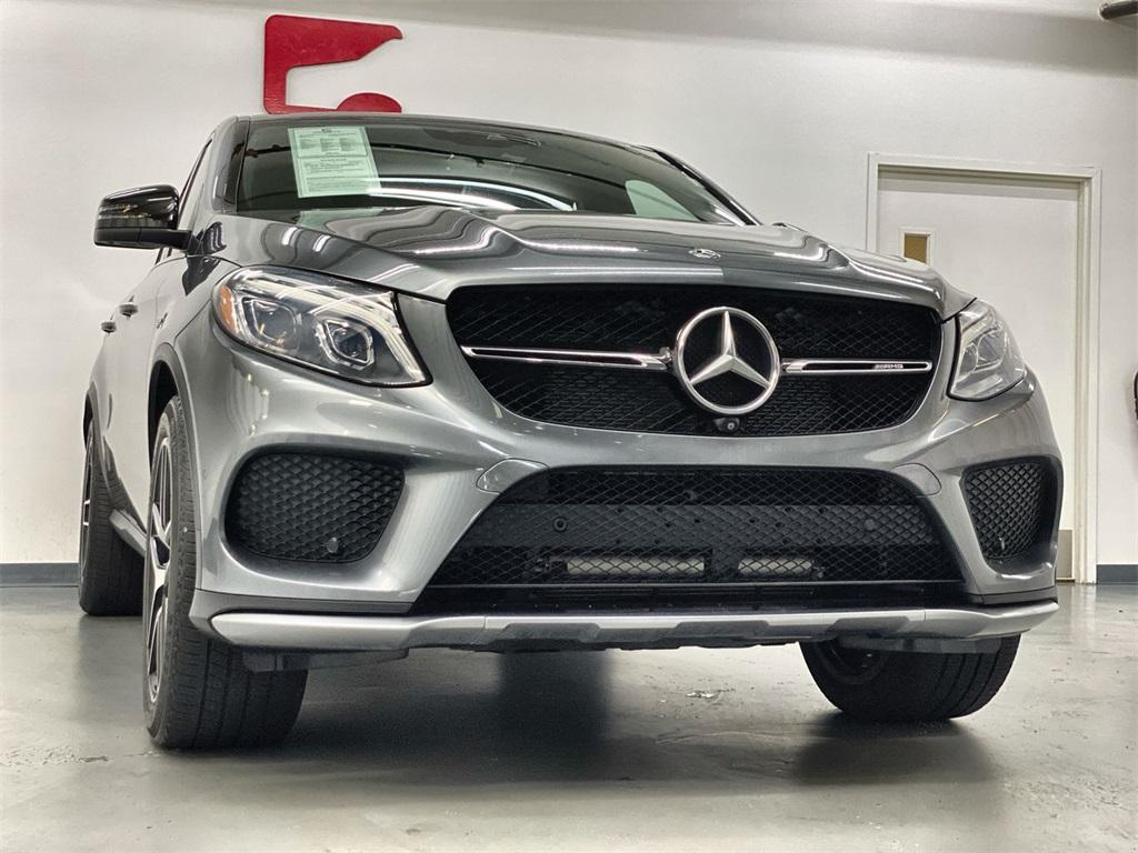 Used 2017 Mercedes-Benz GLE GLE 43 AMG Coupe for sale $56,888 at Gravity Autos Marietta in Marietta GA 30060 3