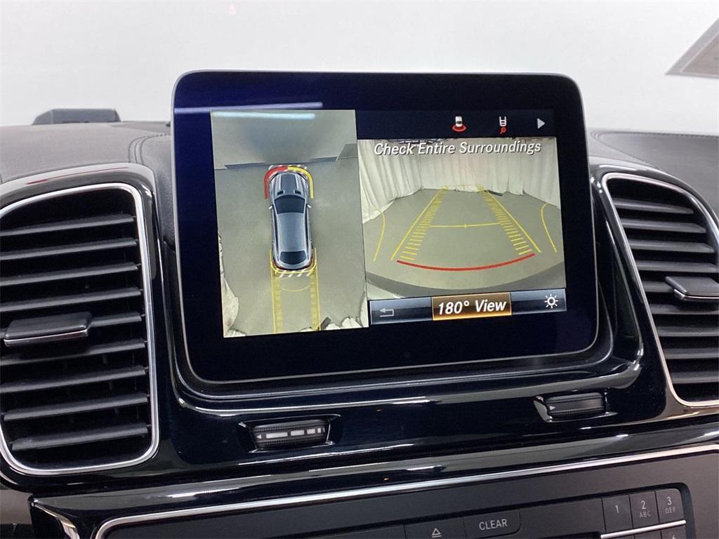 Used 2017 Mercedes-Benz GLE GLE 43 AMG Coupe for sale $56,888 at Gravity Autos Marietta in Marietta GA 30060 33