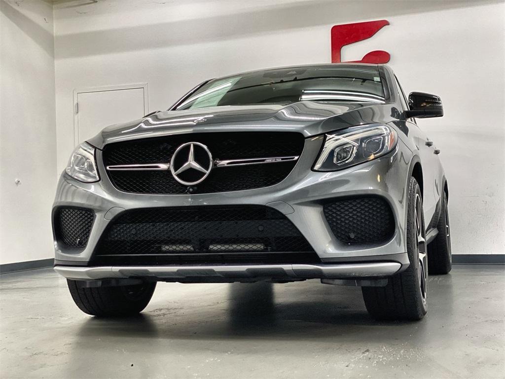 Used 2017 Mercedes-Benz GLE GLE 43 AMG Coupe for sale $56,888 at Gravity Autos Marietta in Marietta GA 30060 4