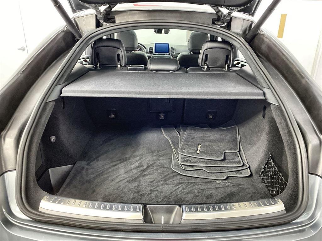 Used 2017 Mercedes-Benz GLE GLE 43 AMG Coupe for sale $56,888 at Gravity Autos Marietta in Marietta GA 30060 47