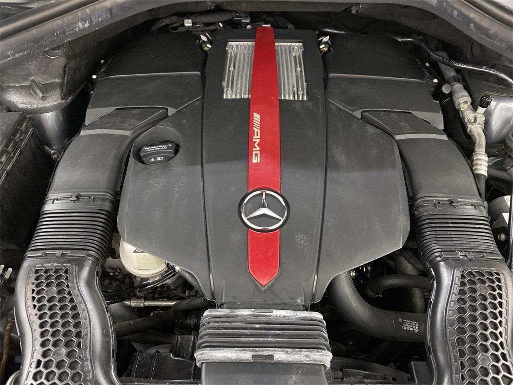 Used 2017 Mercedes-Benz GLE GLE 43 AMG Coupe for sale $56,888 at Gravity Autos Marietta in Marietta GA 30060 49