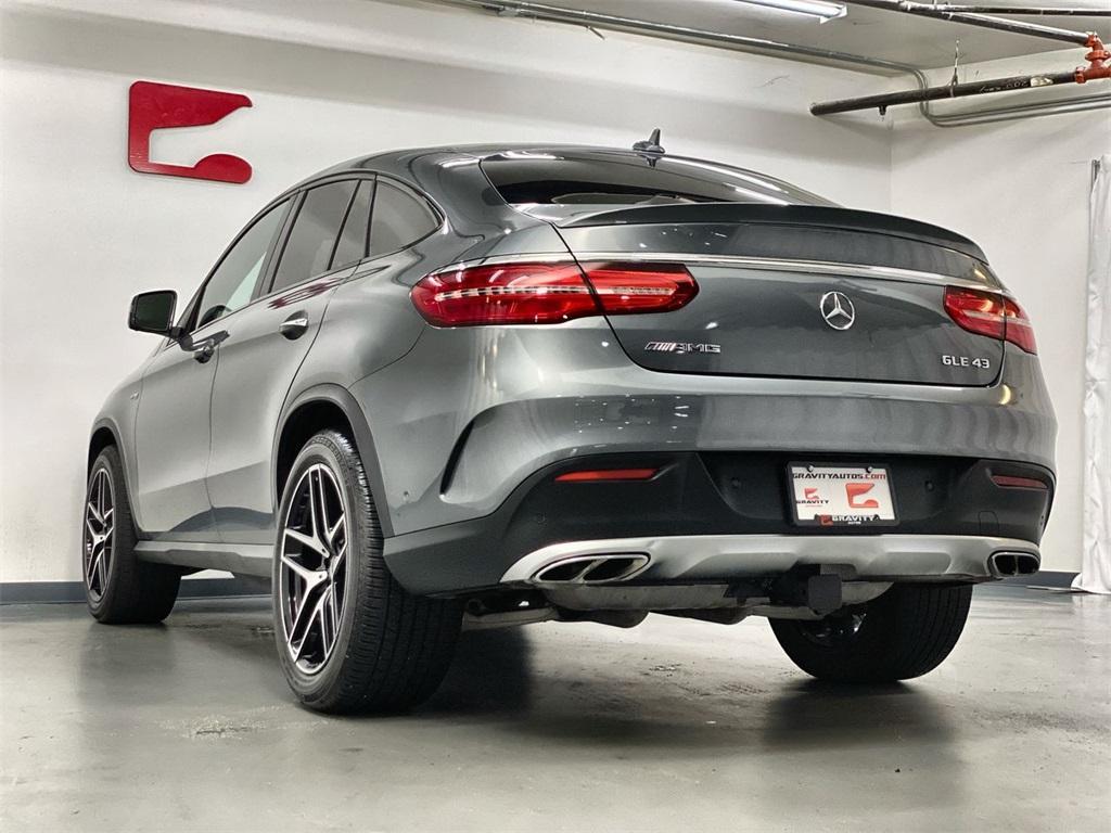 Used 2017 Mercedes-Benz GLE GLE 43 AMG Coupe for sale $56,888 at Gravity Autos Marietta in Marietta GA 30060 6