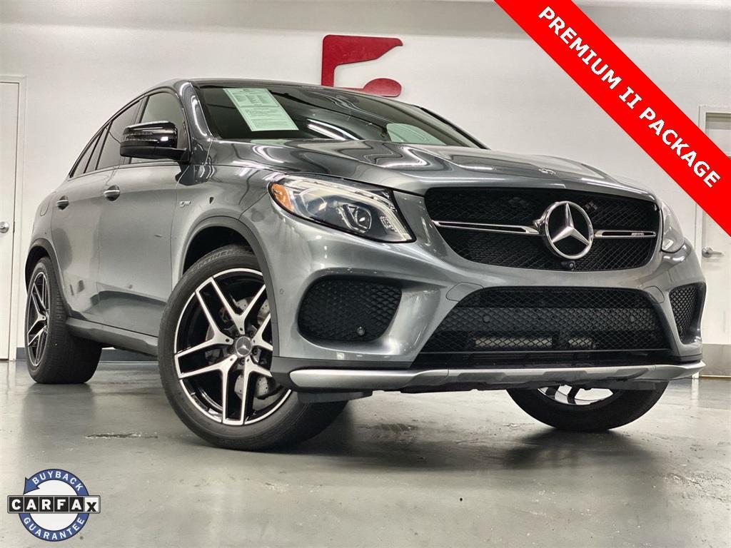 Used 2017 Mercedes-Benz GLE GLE 43 AMG Coupe for sale $56,888 at Gravity Autos Marietta in Marietta GA 30060 1