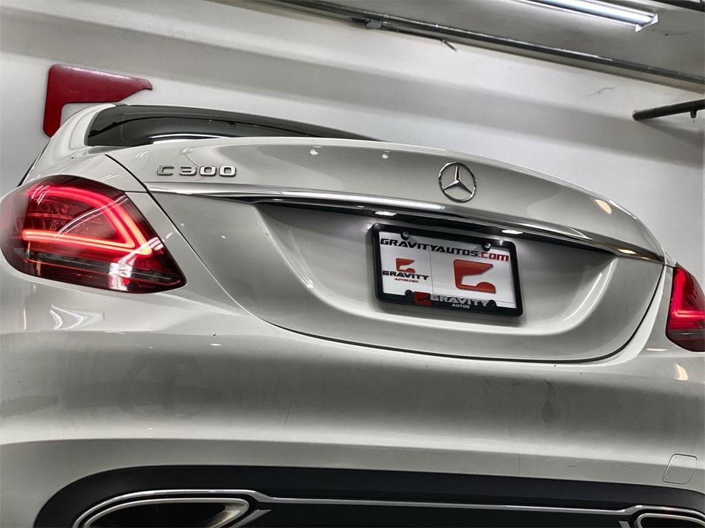 Used 2019 Mercedes-Benz C-Class C 300 for sale $34,888 at Gravity Autos Marietta in Marietta GA 30060 10