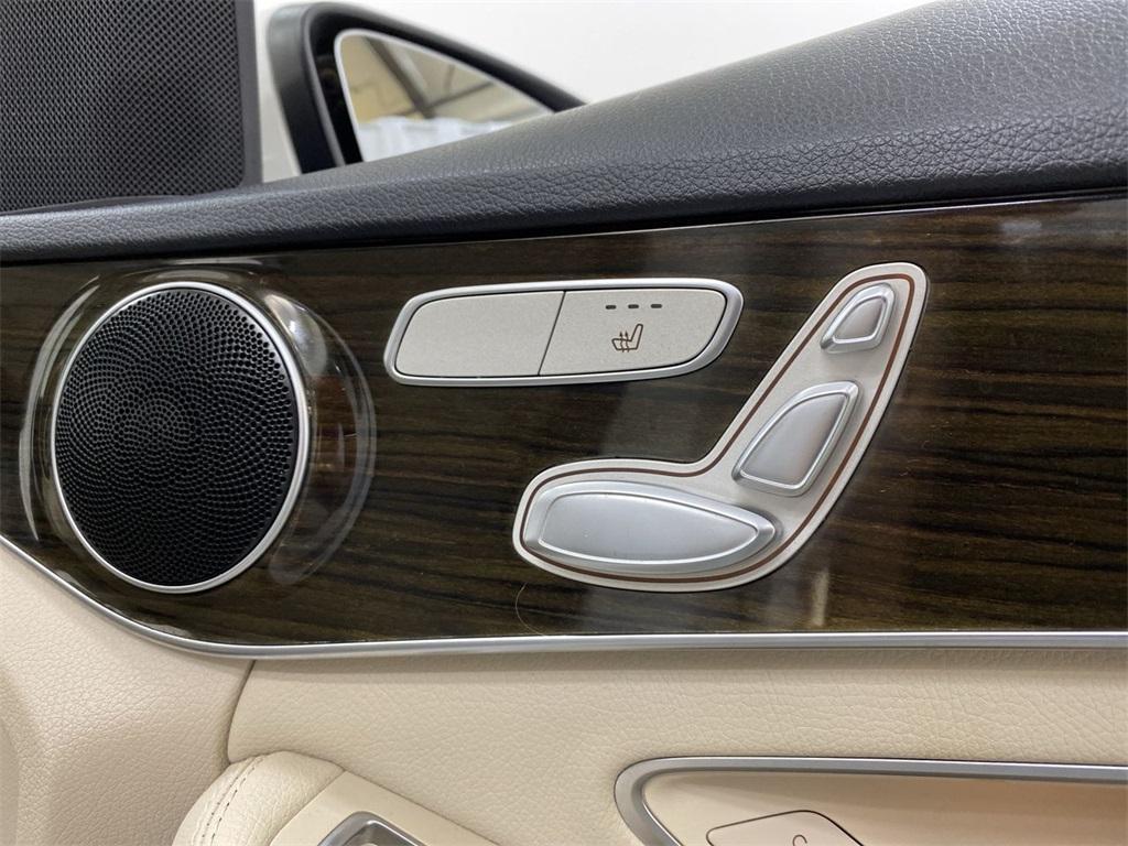 Used 2019 Mercedes-Benz C-Class C 300 for sale $34,888 at Gravity Autos Marietta in Marietta GA 30060 18