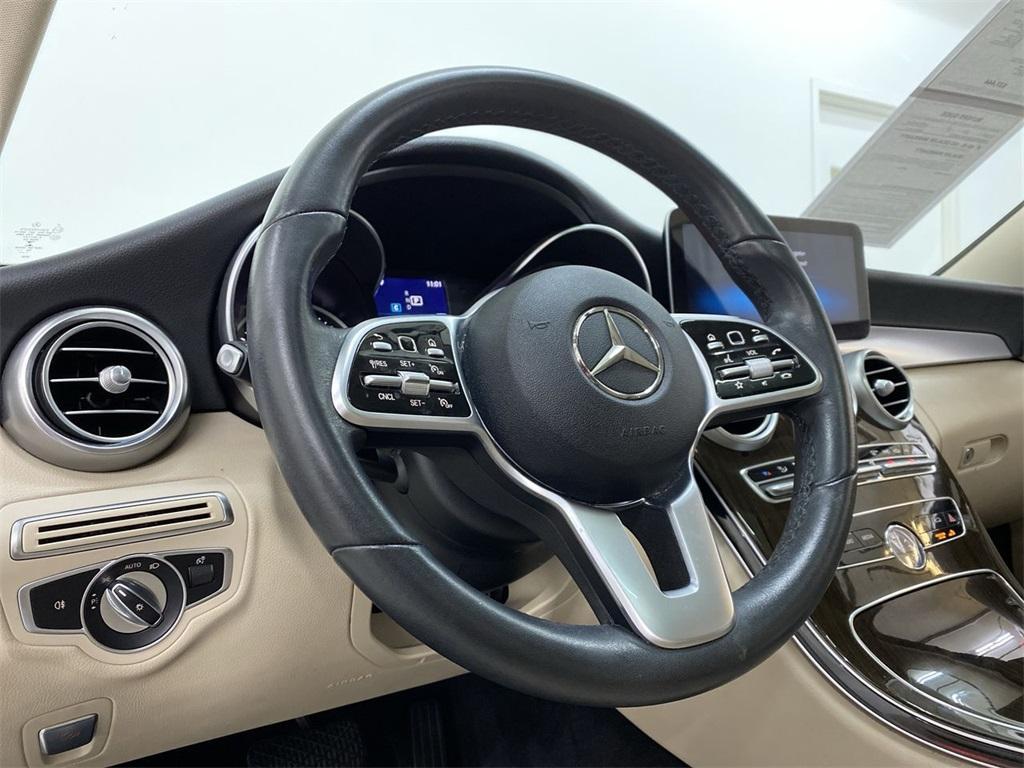 Used 2019 Mercedes-Benz C-Class C 300 for sale $34,888 at Gravity Autos Marietta in Marietta GA 30060 21