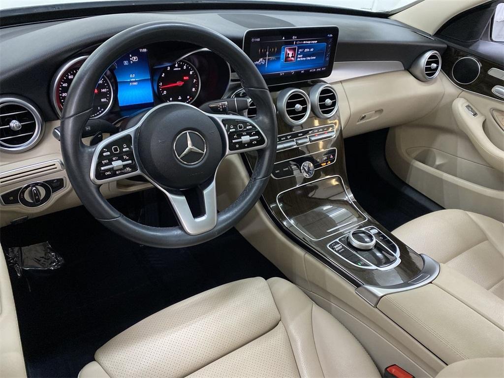 Used 2019 Mercedes-Benz C-Class C 300 for sale $34,888 at Gravity Autos Marietta in Marietta GA 30060 36