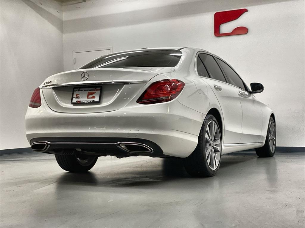 Used 2019 Mercedes-Benz C-Class C 300 for sale $34,888 at Gravity Autos Marietta in Marietta GA 30060 7