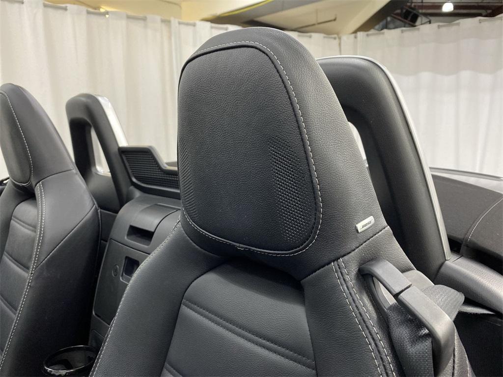Used 2017 Fiat 124 Spider Lusso for sale $22,998 at Gravity Autos Marietta in Marietta GA 30060 16