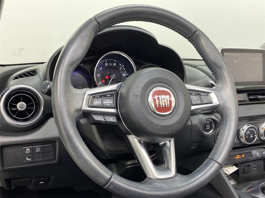 Used 2017 Fiat 124 Spider Lusso for sale $22,998 at Gravity Autos Marietta in Marietta GA 30060 22