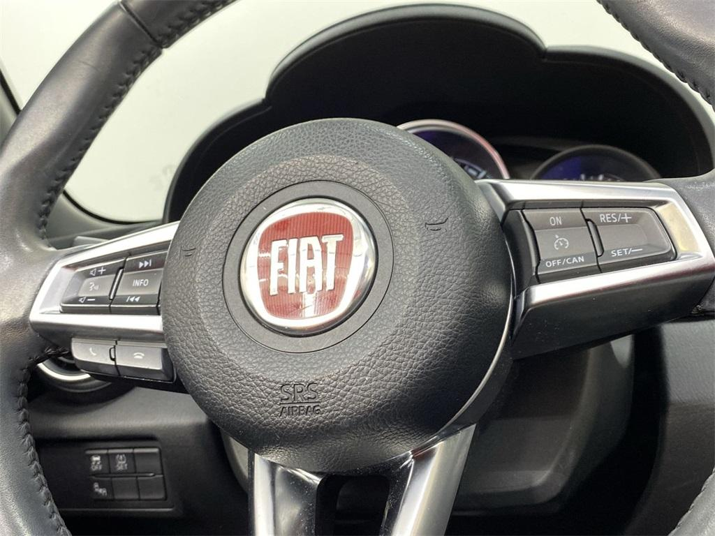 Used 2017 Fiat 124 Spider Lusso for sale $22,998 at Gravity Autos Marietta in Marietta GA 30060 24