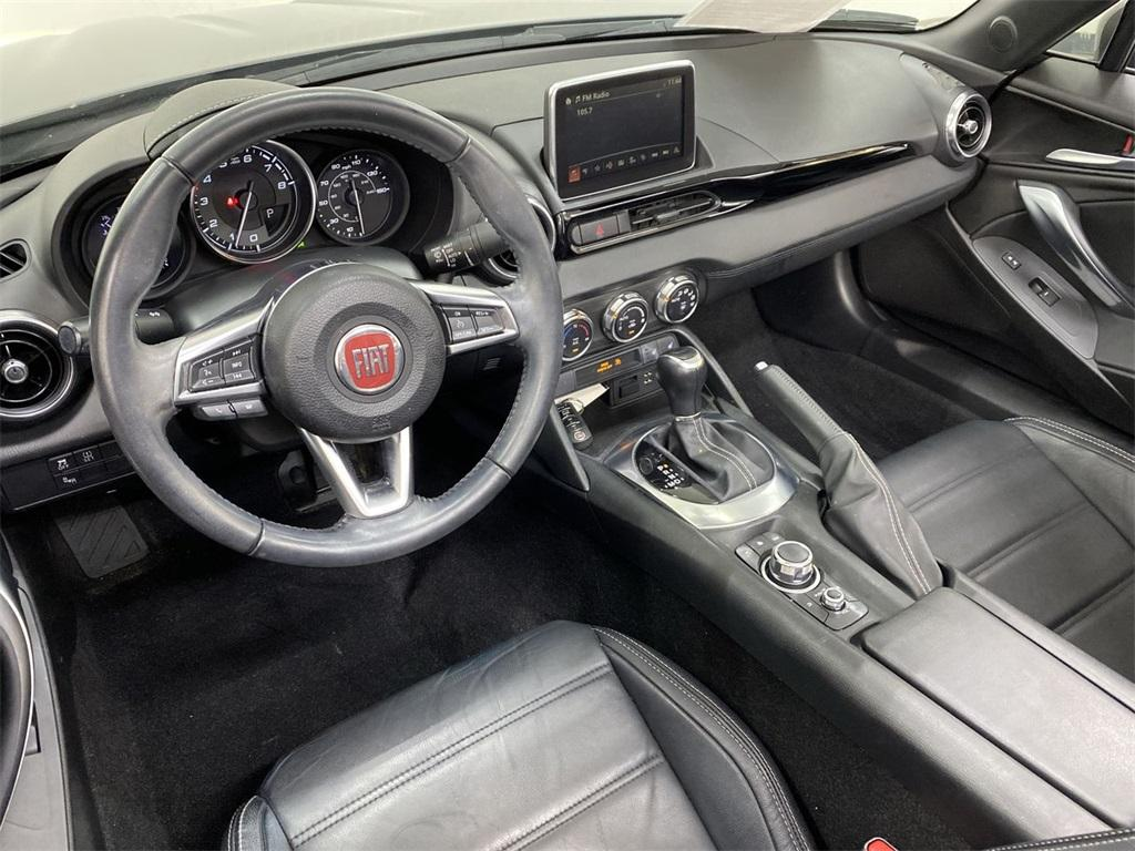 Used 2017 Fiat 124 Spider Lusso for sale $22,998 at Gravity Autos Marietta in Marietta GA 30060 37