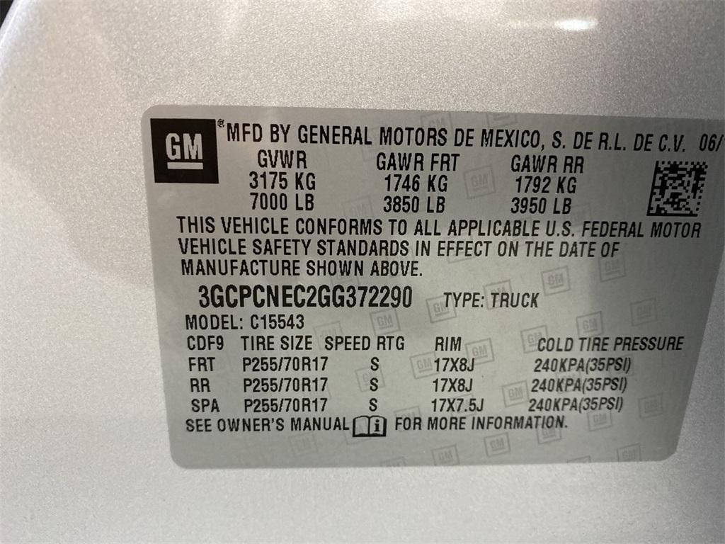 Used 2016 Chevrolet Silverado 1500 LS for sale Sold at Gravity Autos Marietta in Marietta GA 30060 33