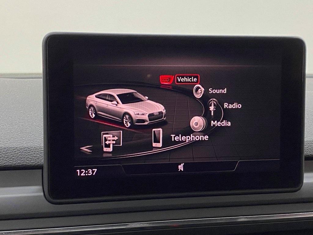 Used 2018 Audi A5 2.0T Premium for sale Sold at Gravity Autos Marietta in Marietta GA 30060 17