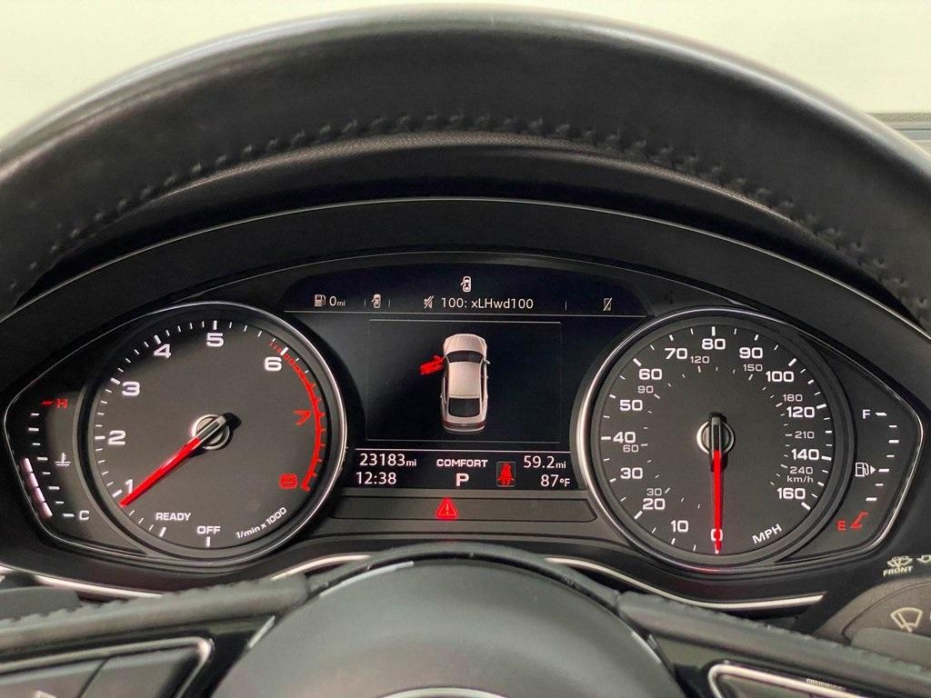 Used 2018 Audi A5 2.0T Premium for sale Sold at Gravity Autos Marietta in Marietta GA 30060 21