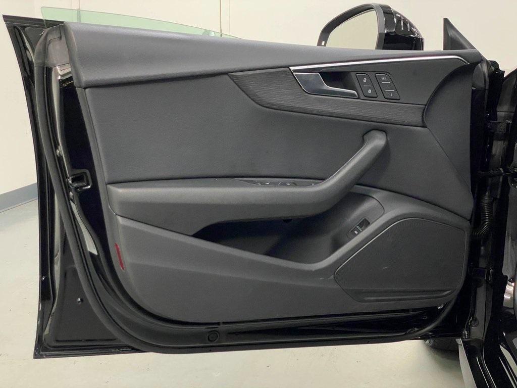 Used 2018 Audi A5 2.0T Premium for sale Sold at Gravity Autos Marietta in Marietta GA 30060 25