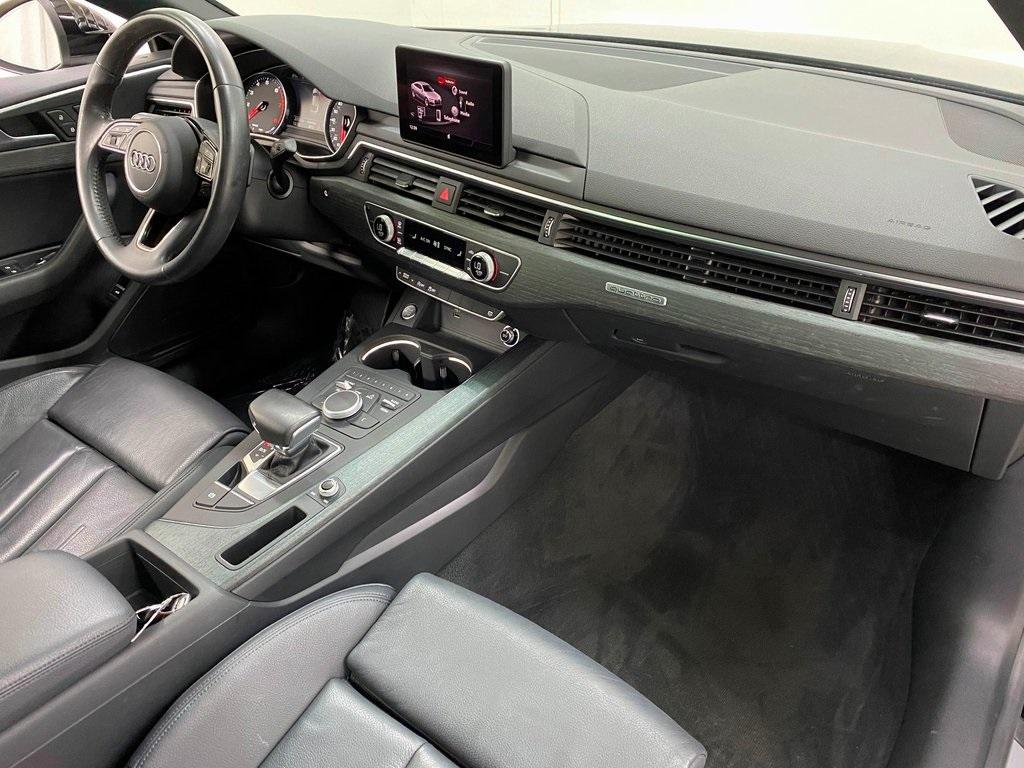 Used 2018 Audi A5 2.0T Premium for sale Sold at Gravity Autos Marietta in Marietta GA 30060 32