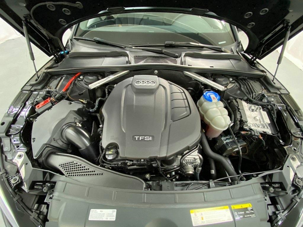 Used 2018 Audi A5 2.0T Premium for sale Sold at Gravity Autos Marietta in Marietta GA 30060 35