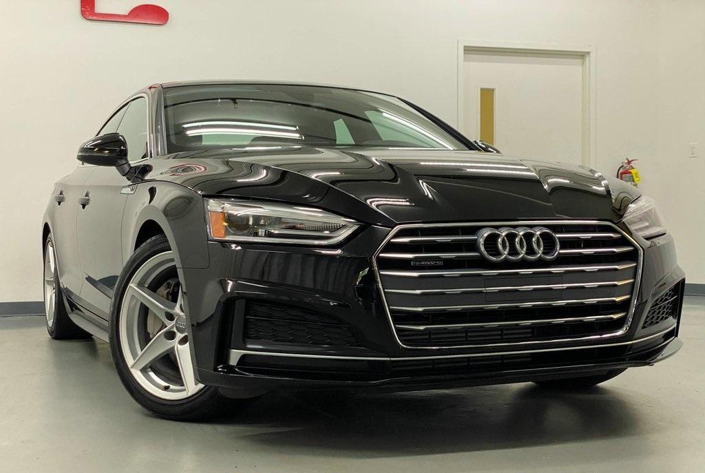 Used 2018 Audi A5 2.0T Premium for sale Sold at Gravity Autos Marietta in Marietta GA 30060 4