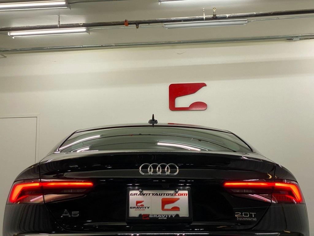 Used 2018 Audi A5 2.0T Premium for sale Sold at Gravity Autos Marietta in Marietta GA 30060 6