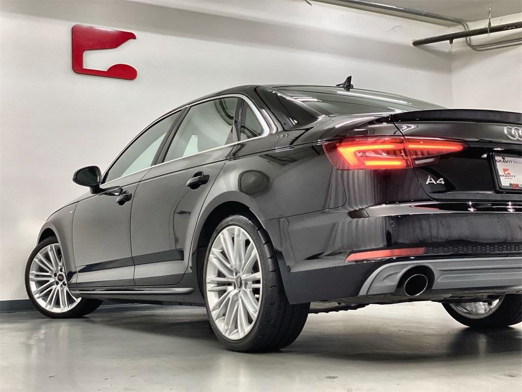 Used 2018 Audi A4 2.0T Premium Plus for sale Sold at Gravity Autos Marietta in Marietta GA 30060 11