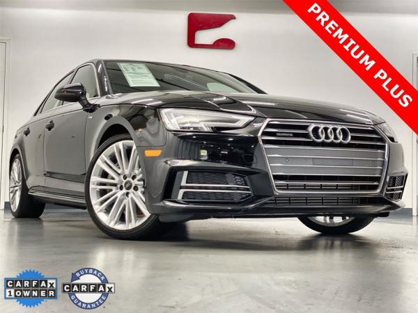 Used 2018 Audi A4 2.0T Premium Plus for sale $30,444 at Gravity Autos Marietta in Marietta GA
