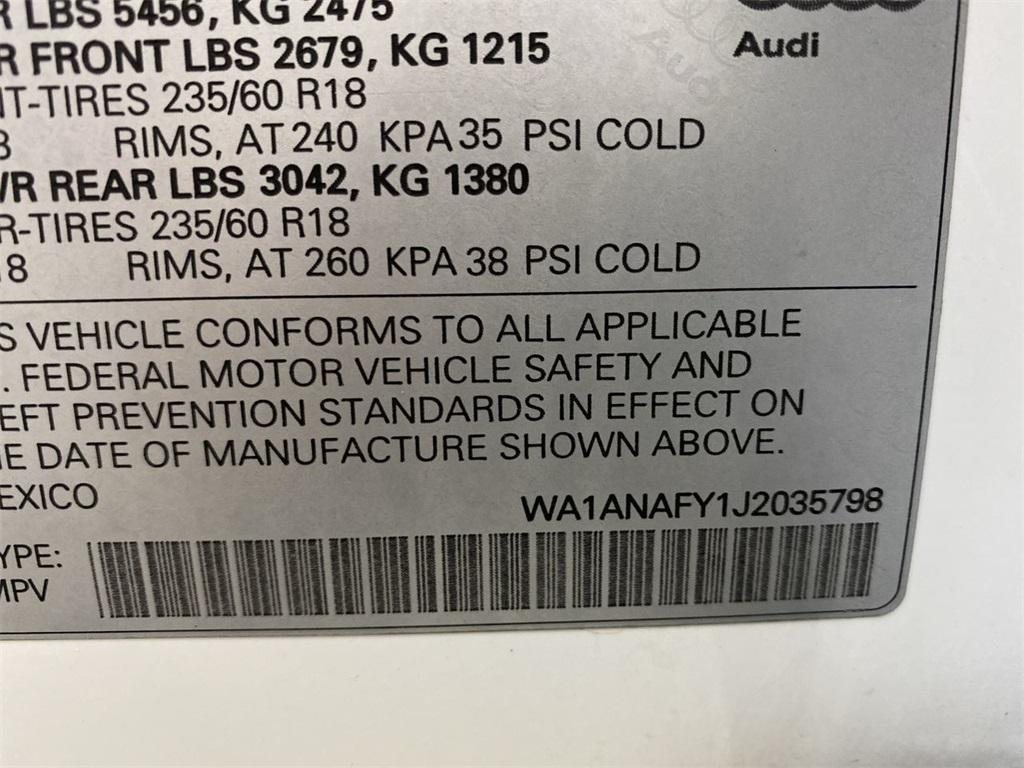 Used 2018 Audi Q5 for sale $33,888 at Gravity Autos Marietta in Marietta GA 30060 44