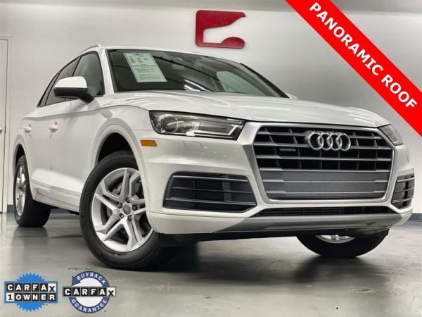 Used 2018 Audi Q5 for sale $33,888 at Gravity Autos Marietta in Marietta GA