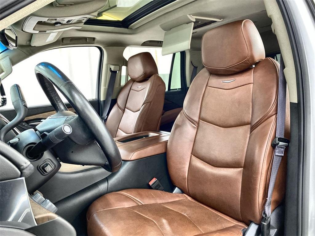 Used 2016 Cadillac Escalade Premium for sale Sold at Gravity Autos Marietta in Marietta GA 30060 10