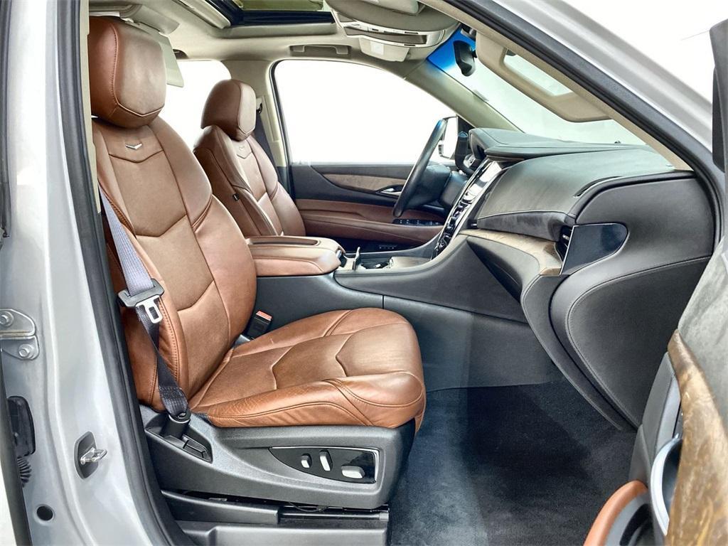 Used 2016 Cadillac Escalade Premium for sale Sold at Gravity Autos Marietta in Marietta GA 30060 11