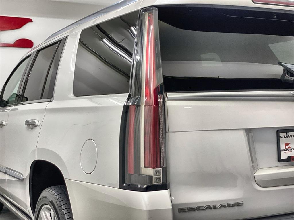 Used 2016 Cadillac Escalade Premium for sale Sold at Gravity Autos Marietta in Marietta GA 30060 13