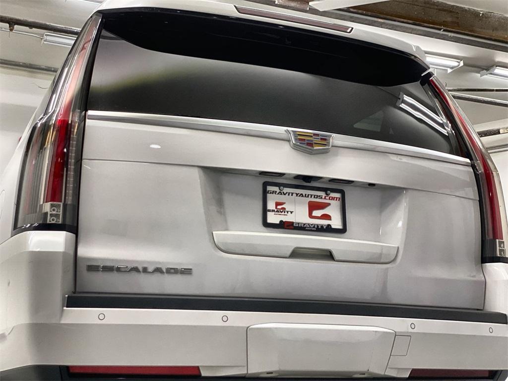 Used 2016 Cadillac Escalade Premium for sale Sold at Gravity Autos Marietta in Marietta GA 30060 14