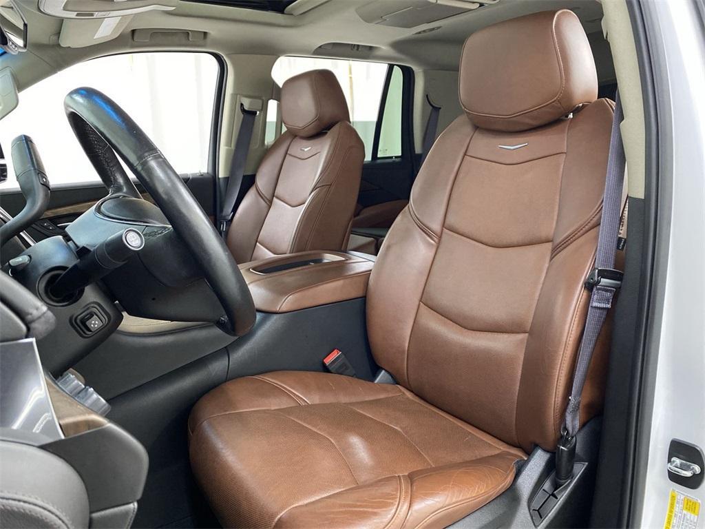 Used 2016 Cadillac Escalade Premium for sale Sold at Gravity Autos Marietta in Marietta GA 30060 19