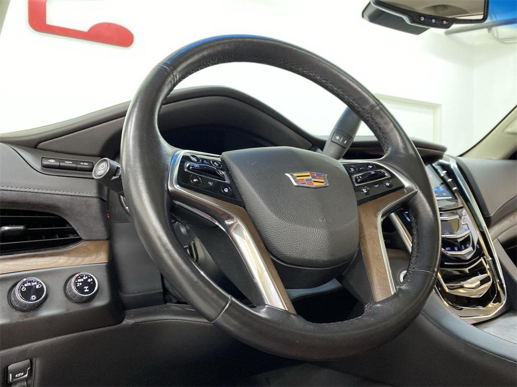Used 2016 Cadillac Escalade Premium for sale Sold at Gravity Autos Marietta in Marietta GA 30060 26