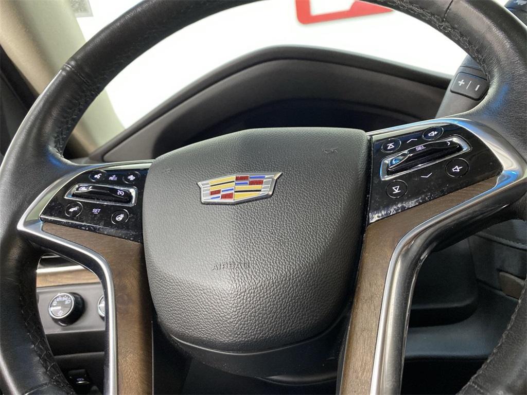 Used 2016 Cadillac Escalade Premium for sale Sold at Gravity Autos Marietta in Marietta GA 30060 28