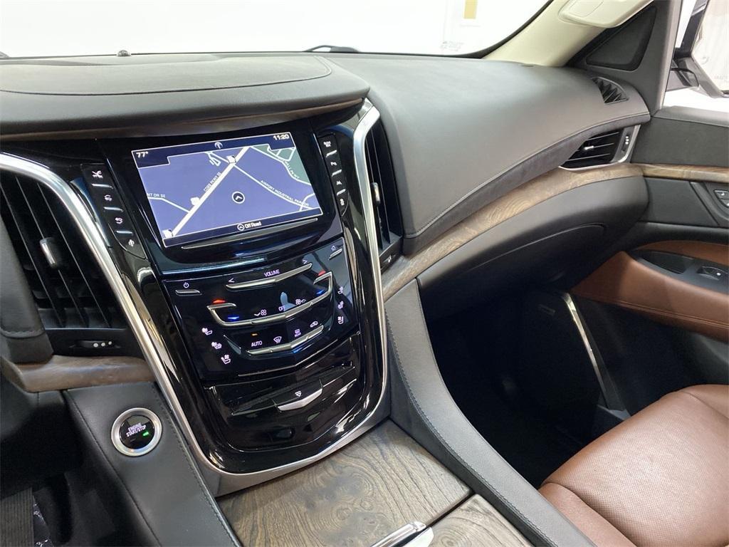 Used 2016 Cadillac Escalade Premium for sale Sold at Gravity Autos Marietta in Marietta GA 30060 43