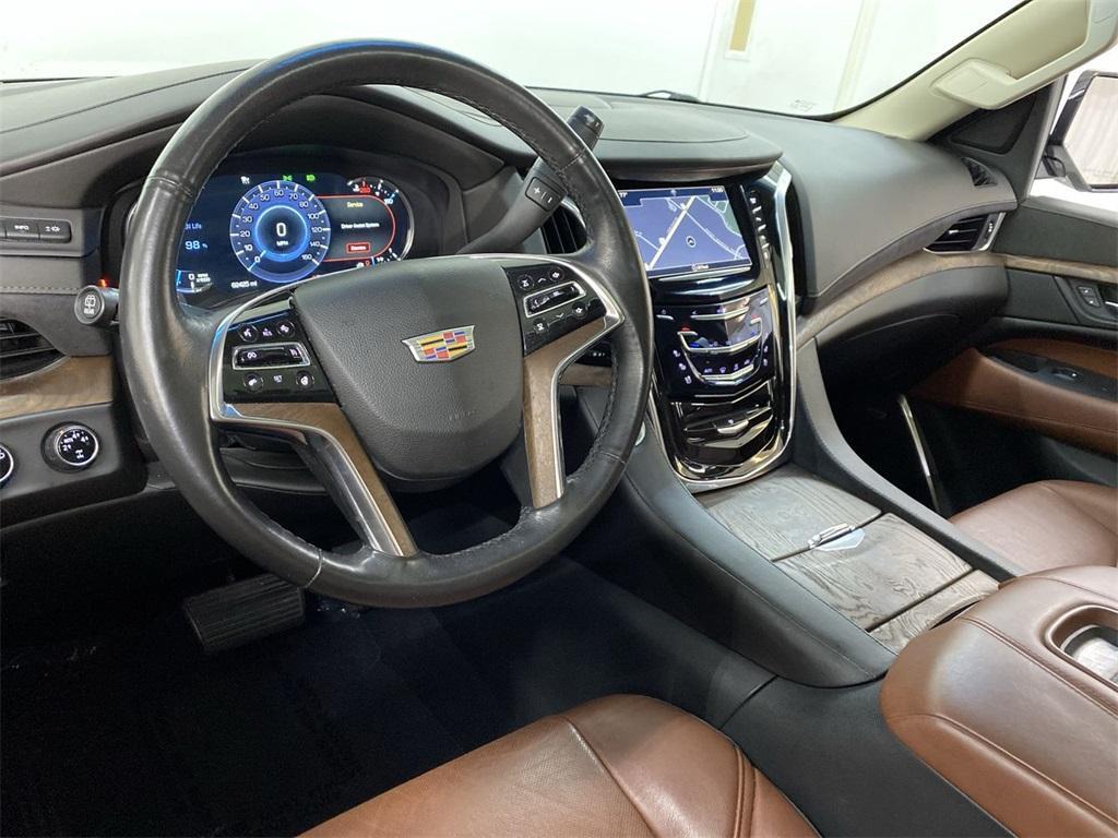 Used 2016 Cadillac Escalade Premium for sale Sold at Gravity Autos Marietta in Marietta GA 30060 45