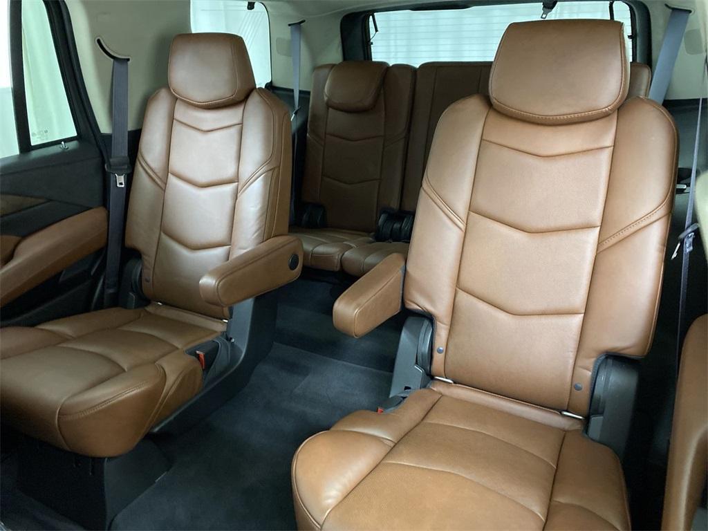 Used 2016 Cadillac Escalade Premium for sale Sold at Gravity Autos Marietta in Marietta GA 30060 46