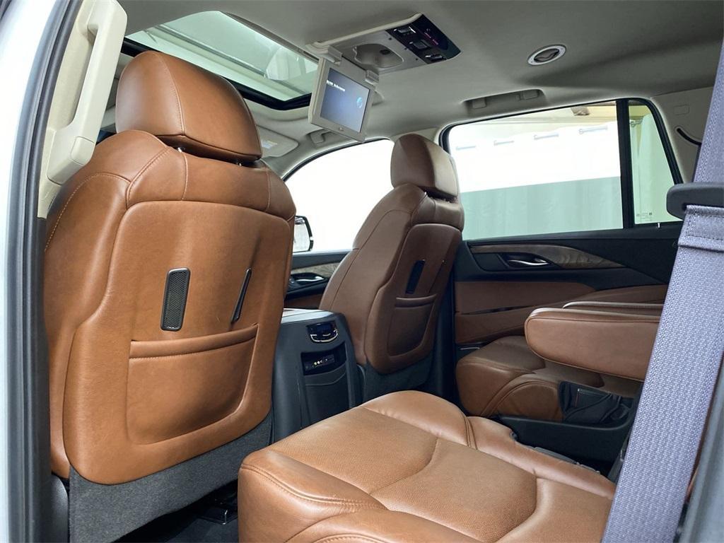 Used 2016 Cadillac Escalade Premium for sale Sold at Gravity Autos Marietta in Marietta GA 30060 47