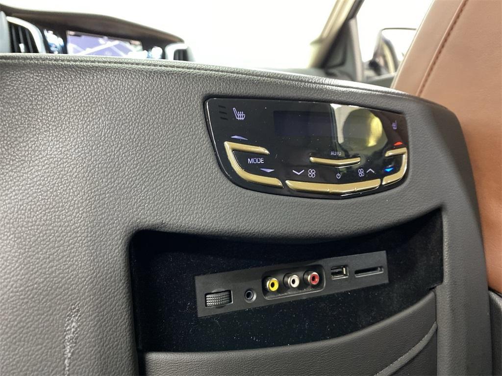 Used 2016 Cadillac Escalade Premium for sale Sold at Gravity Autos Marietta in Marietta GA 30060 50