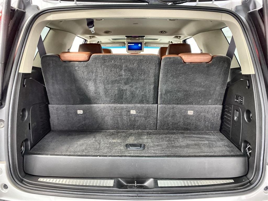 Used 2016 Cadillac Escalade Premium for sale Sold at Gravity Autos Marietta in Marietta GA 30060 52