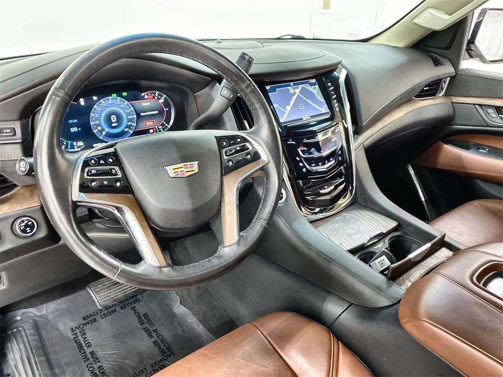 Used 2016 Cadillac Escalade Premium for sale Sold at Gravity Autos Marietta in Marietta GA 30060 8