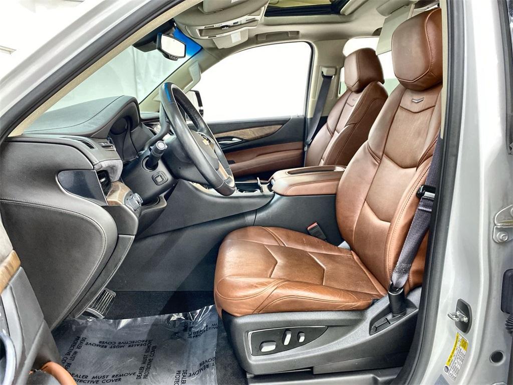 Used 2016 Cadillac Escalade Premium for sale Sold at Gravity Autos Marietta in Marietta GA 30060 9