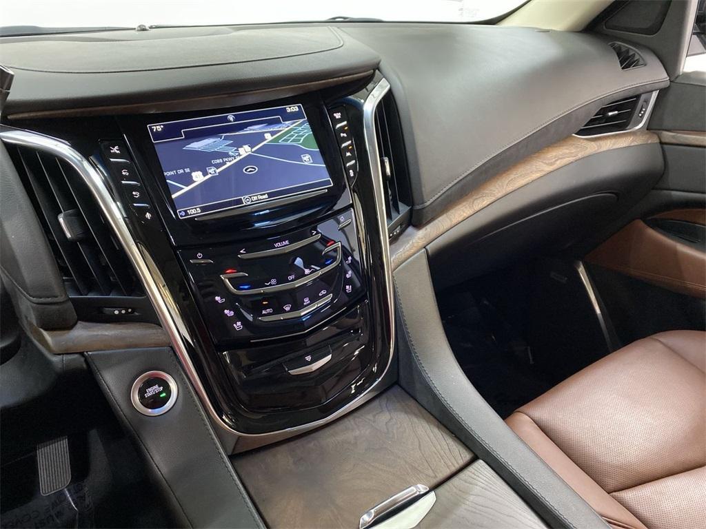 Used 2016 Cadillac Escalade Premium for sale $51,444 at Gravity Autos Marietta in Marietta GA 30060 39