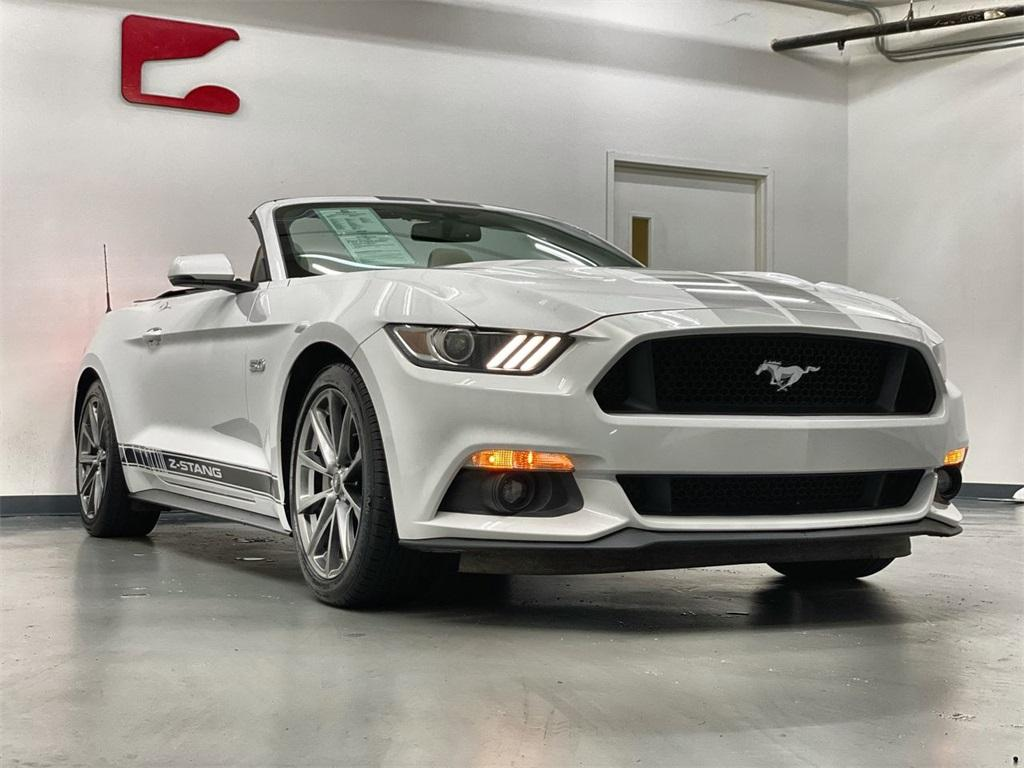 Used 2016 Ford Mustang GT Premium for sale Sold at Gravity Autos Marietta in Marietta GA 30060 2