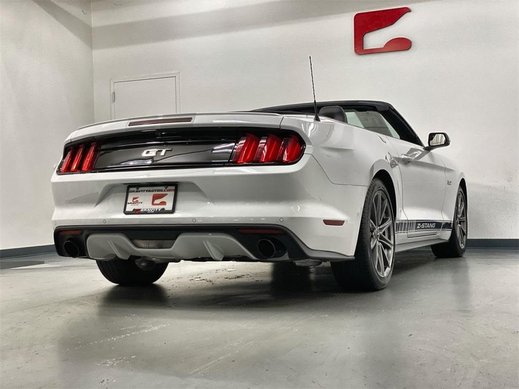 Used 2016 Ford Mustang GT Premium for sale Sold at Gravity Autos Marietta in Marietta GA 30060 7