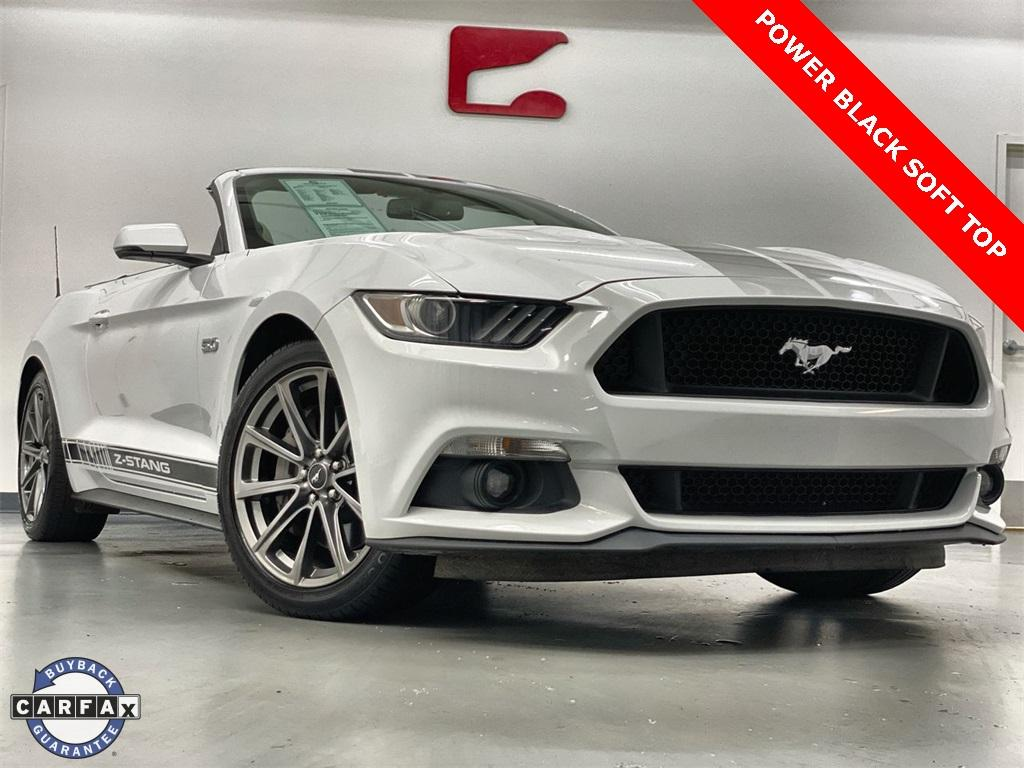 Used 2016 Ford Mustang GT Premium for sale Sold at Gravity Autos Marietta in Marietta GA 30060 1